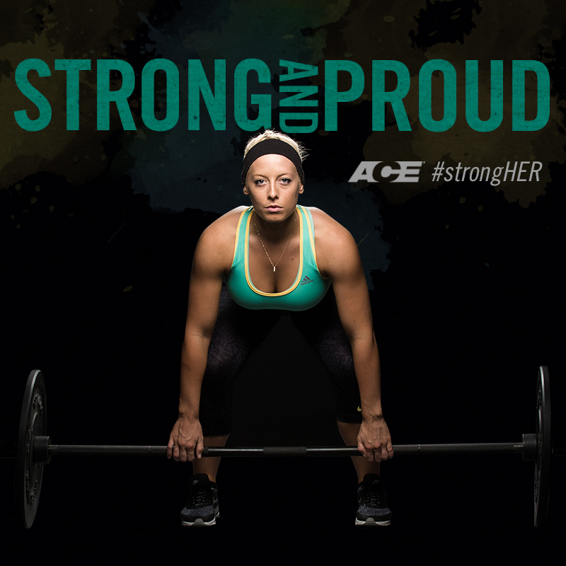 strong and proud