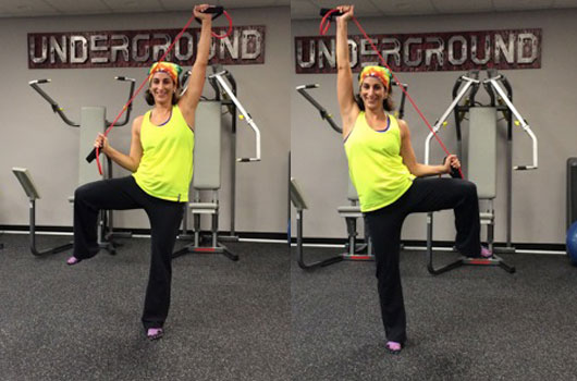 Workout Wednesday: 15-minute Resistance Band Workout