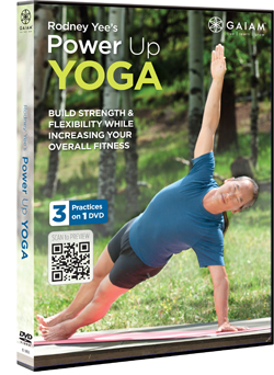 Rodney Yee's Power Up Yoga