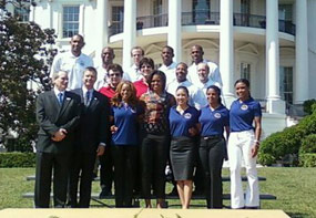 ACE White House Joining Forces