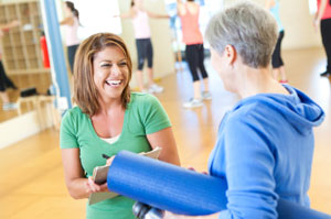 How to Get the Most Out of a New Group Fitness Class