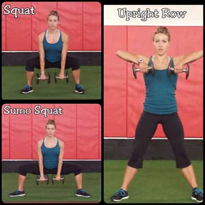 Total-body Dumbbell Workout | Riana Rohmann | Expert Articles | 2/5/2014