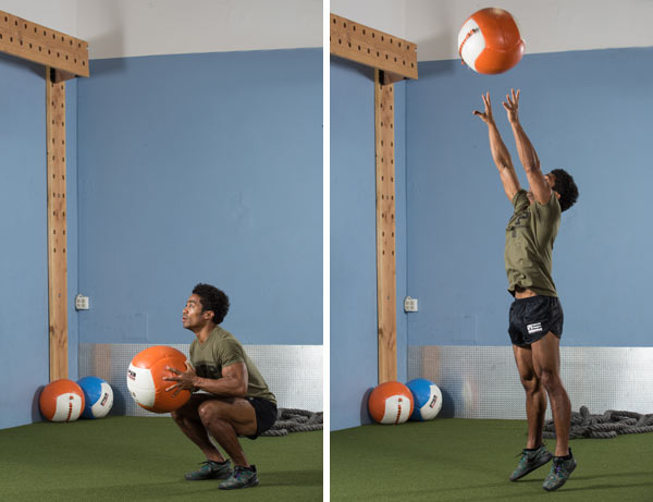 8 Creative Ways to Use a Medicine Ball