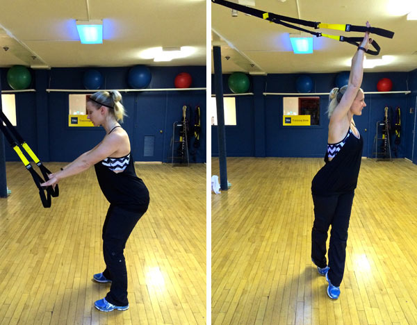 TRX Golf Rotation