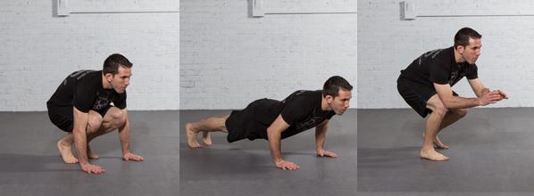 Try This Jiu Jitsu-inspired Workout