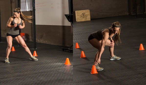 6 Exercises to Improve Agility | Jacqueline Crockford | Expert Articles | 3/19/2014
