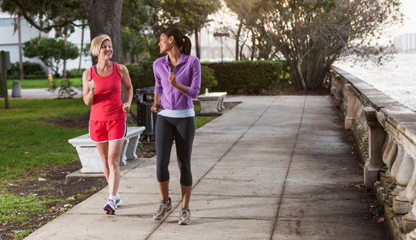 Why You Should Tell Your Clients to Walk More
