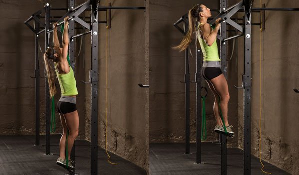 Assisted Pull-ups