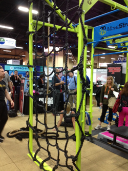 The Latest and Greatest From IHRSA 2013