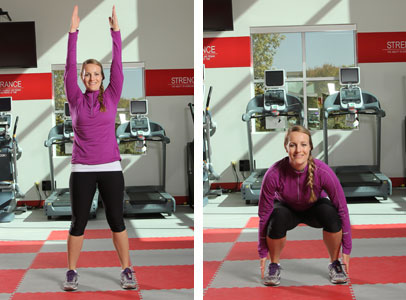 5 Variations of Traditional Bodyweight Exercises