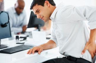 Desk Pain