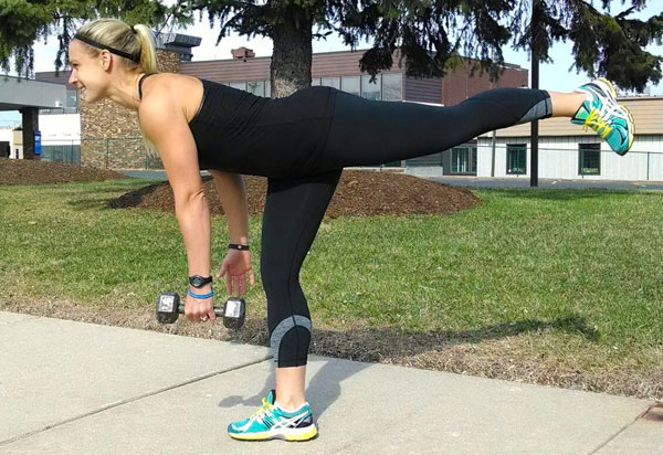 Become a Better Runner with These Moves