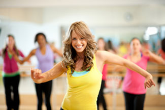 group fitness instructor