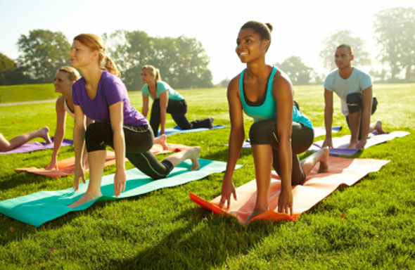 Is Yoga Supposed to Kick Your Butt? | American Council on Exercise | Expert Articles | 6/10/2013