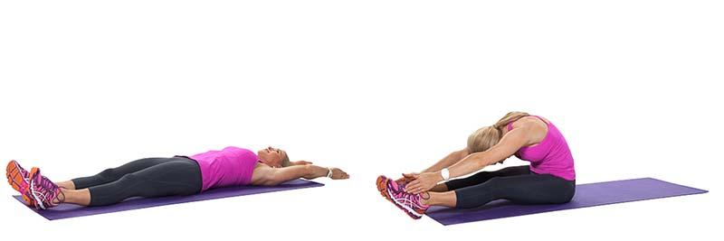 Full-body Roll-ups