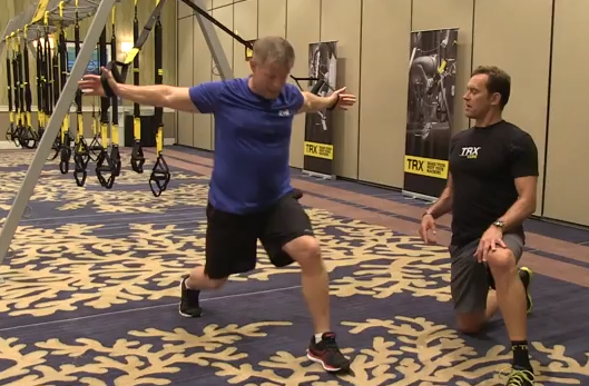 TRX® Workout with Inventor Randy Hetrick | American Council on Exercise | Expert Articles | 8/12/2013