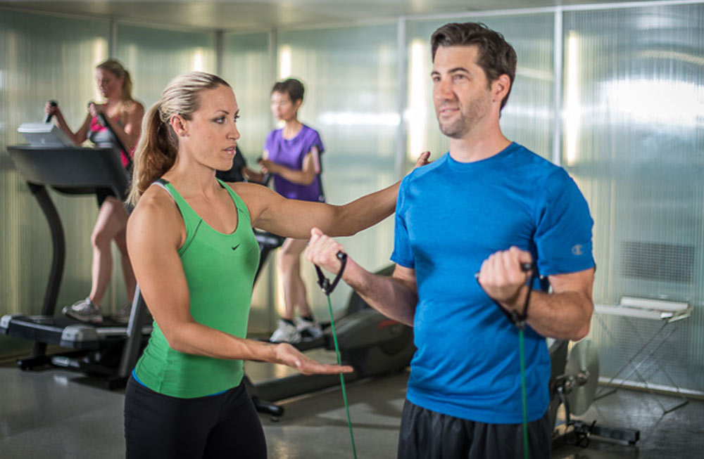 Four Signs You're Meant to Be a Personal Trainer  | Sabrena Jo | Expert Articles | 8/22/2014