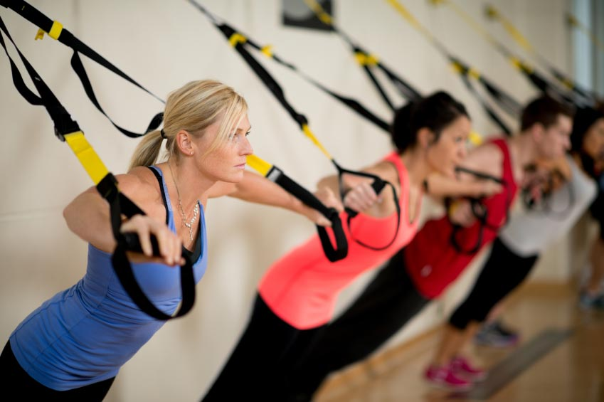 The Changing Face of Group Fitness