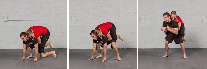 Partner get ups