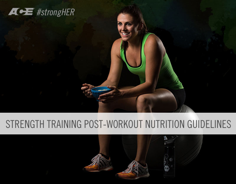 strength training post-workout nutrition