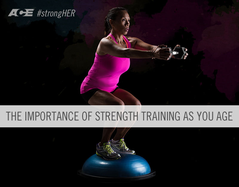 The Importance of Strength Training as You Age