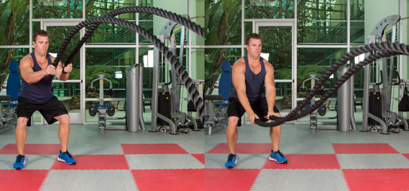 Get Results With Ropes