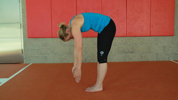 Standing roll-up