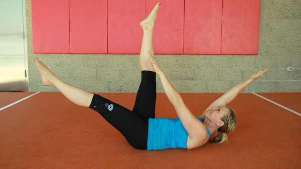 single-leg split