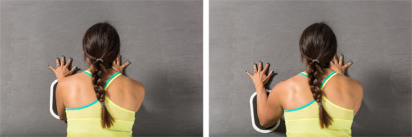 transverse forearm plank