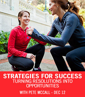 Strategies for Success: Turning Resolutions Into Opportunities | Pete McCall | Expert Articles | 11/29/2012