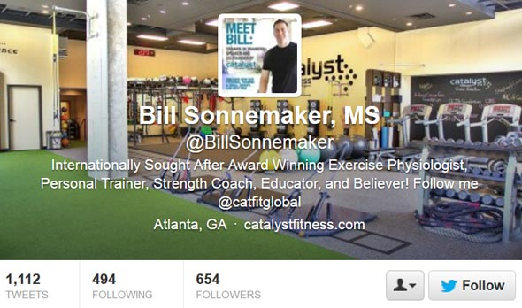 Bill Sonnemaker