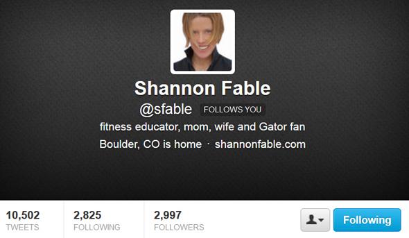 Shannon Fable