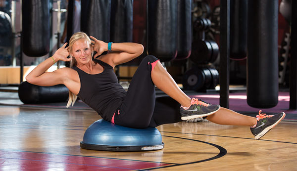Complete Core BOSU® Workout