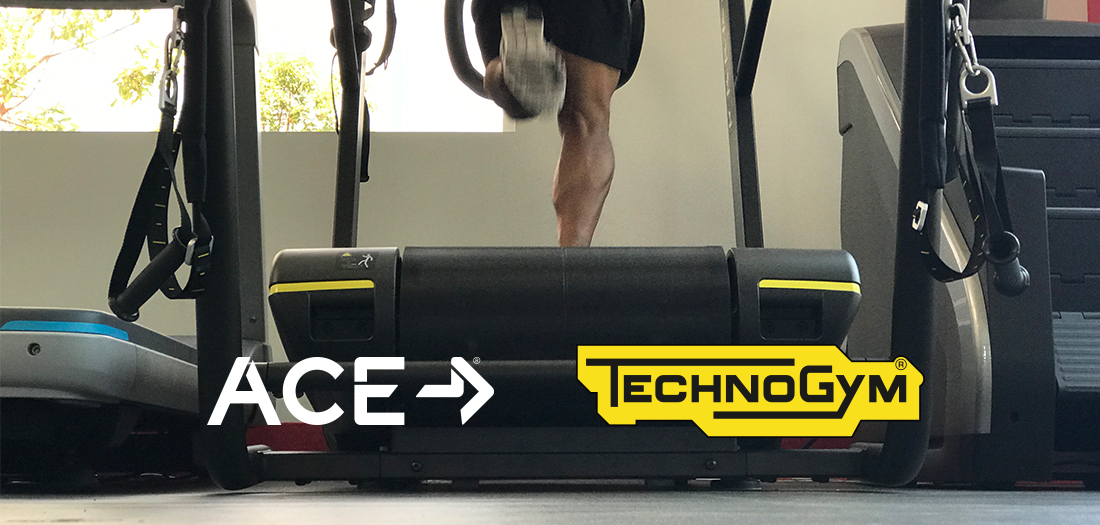 American Council on Exercise and Technogym Announce Collaboration to Enhance Education for Fitness Professionals