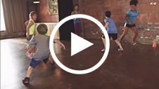 Youth Fitness: Arm and Leg Tag