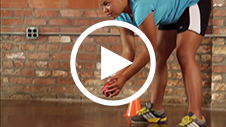 Youth Fitness: Reaction Ball Time