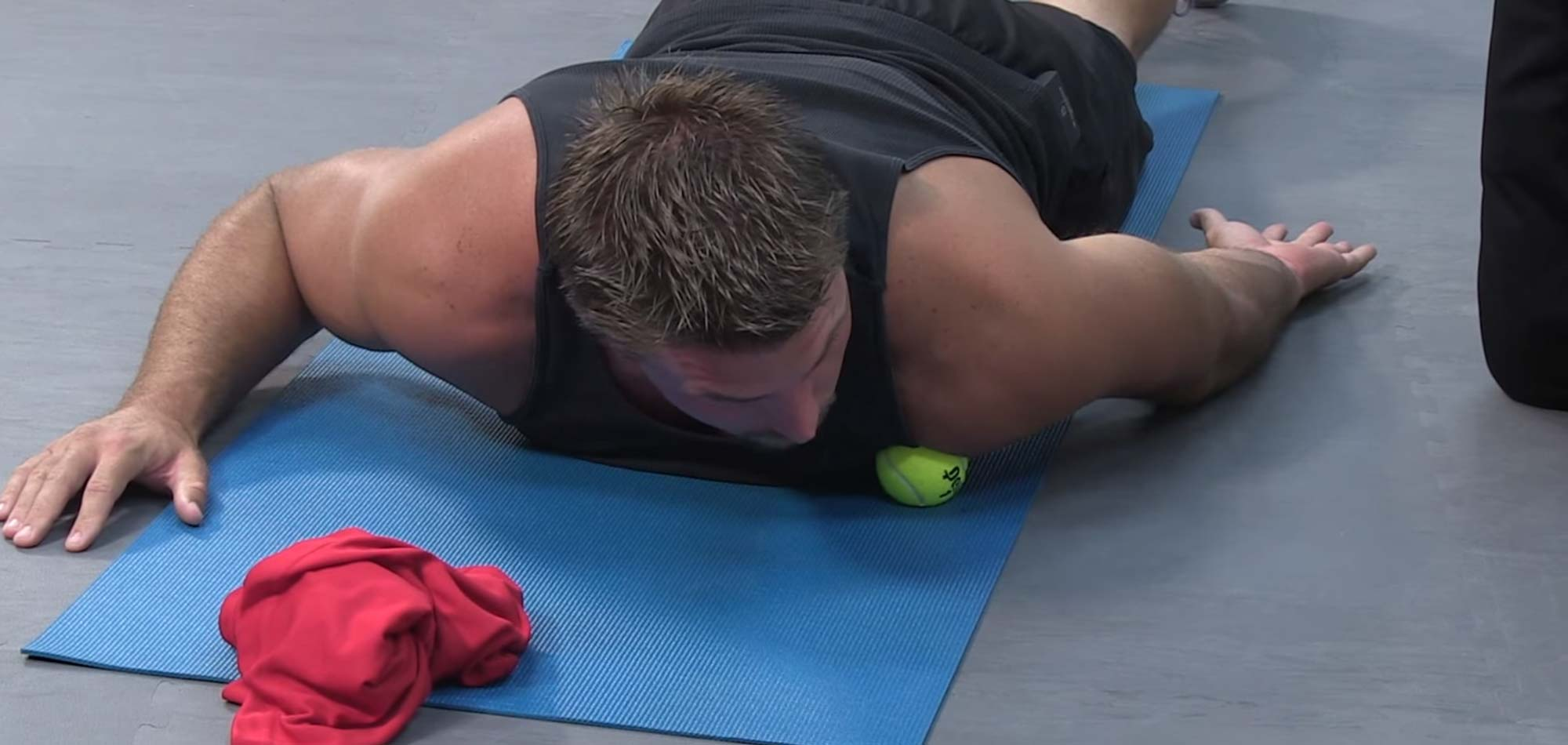 How To Relieve Shoulder Pain Using Myofascial Release Techniques