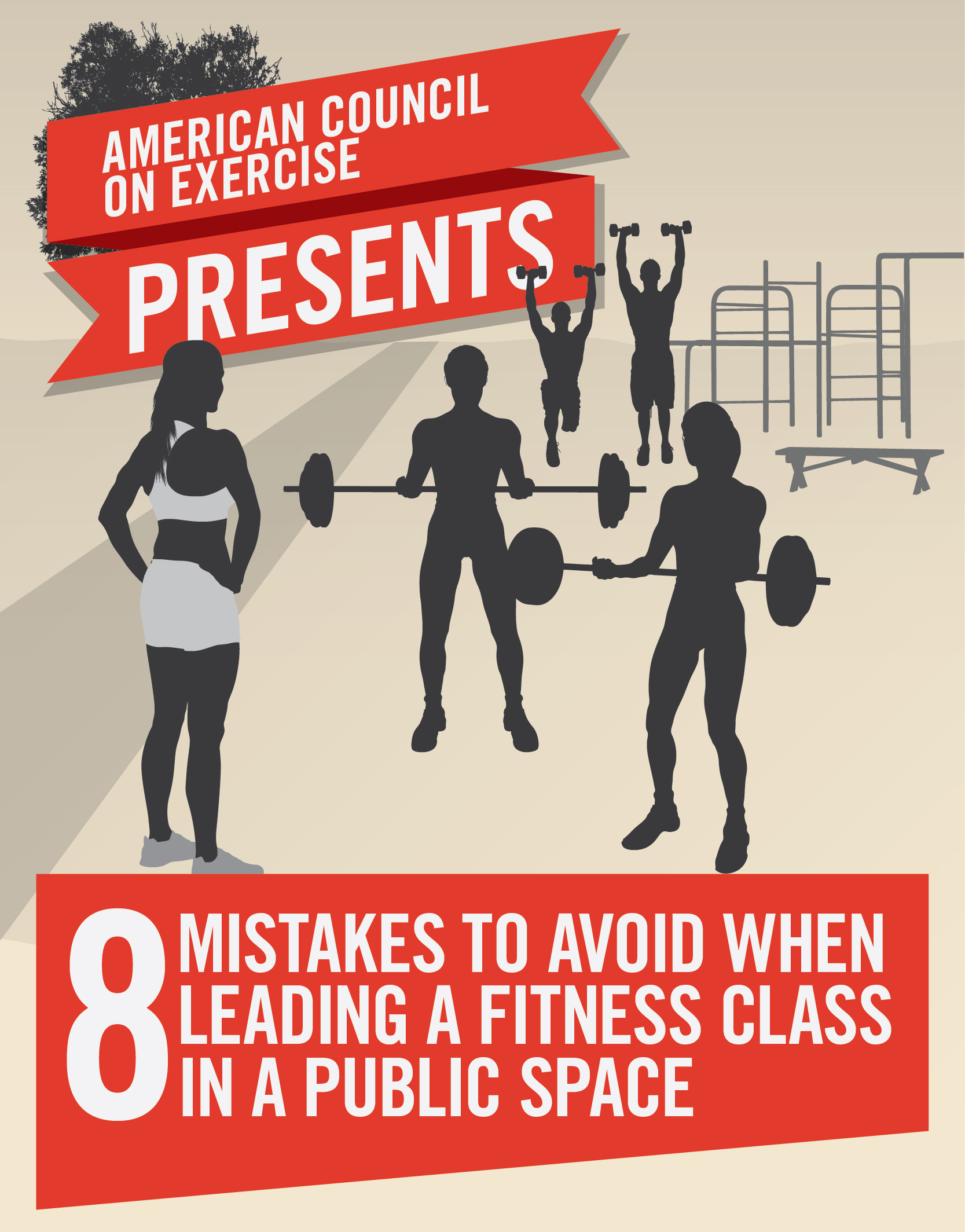 8 Mistakes to Avoid When Leading a Fitness Class in a Public Space