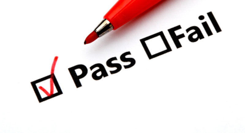What Percent Do I need to Pass the Certification Exam?
