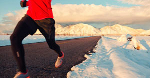 Special Considerations for Training in Cold Weather | Christopher Gagliardi | Exam Preparation Blog | 10/14/2013