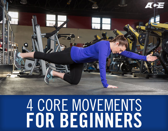 4 Core Movements for Beginners