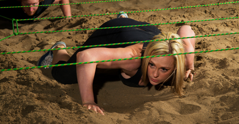 Obstacle Course-inspired Workout