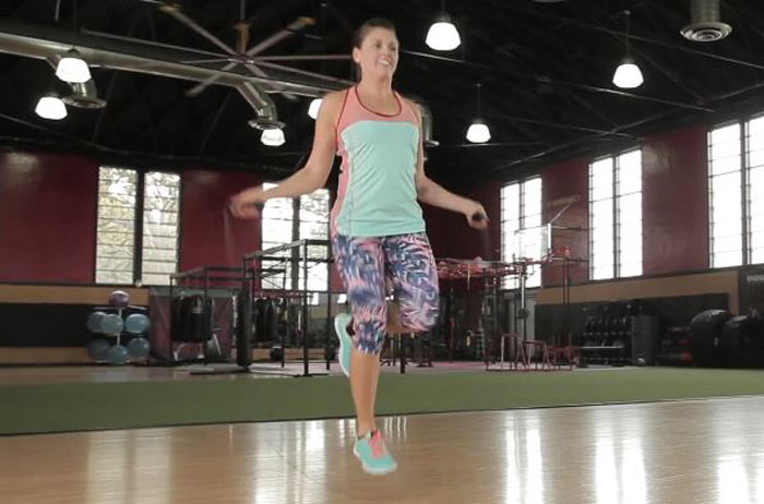 Calorie-Burning Jump Rope Workout