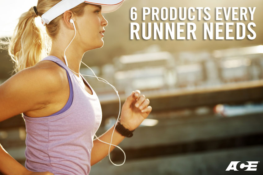 6 Products Every Runner Needs