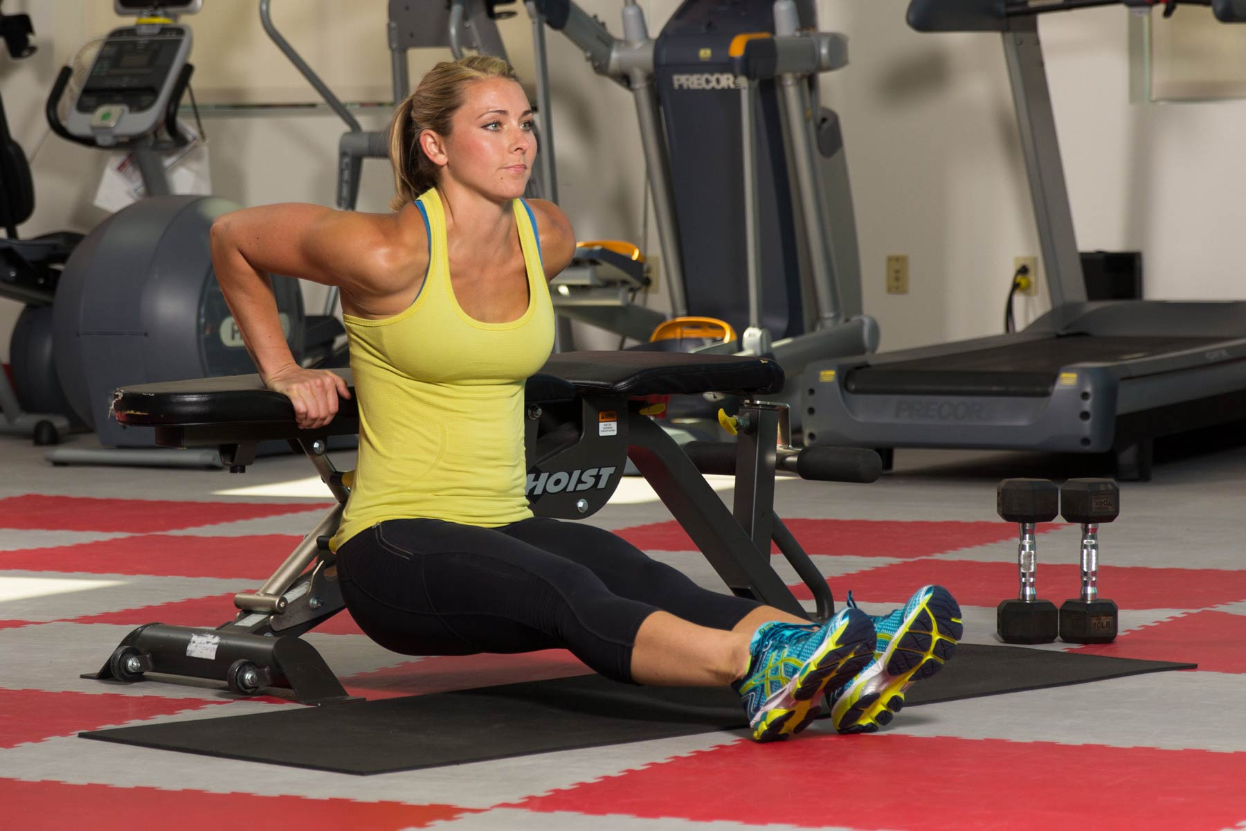 Tone Up Your Triceps with These Three Exercises