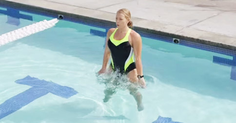 High-Intensity Interval Training Exercises for the Pool