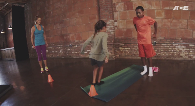 Get the Kids Moving With This Home Obstacle Challenge
