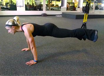 3 TRX® Exercises to Strengthen Your Upper Body