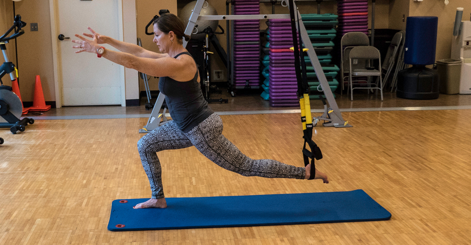 3 TRX Flows That Will Increase Your Flexibility, Strength and Mobility