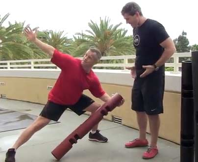 Loaded Movement Training with the ViPR® | American Council on Exercise | Expert Articles | 2/18/2014